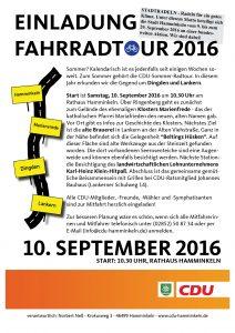 2015-09-10 Sommerradtour 2016